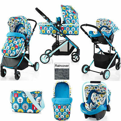 Cosatto Wish My Space Travel System Pushchair Car Seat From Birth