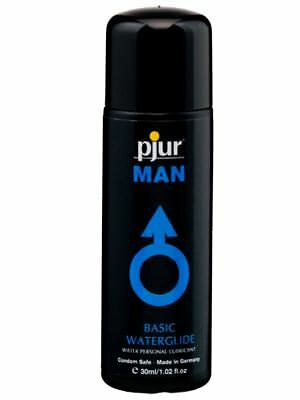 Pjur Man Basic Water Based Lubricant 30ml