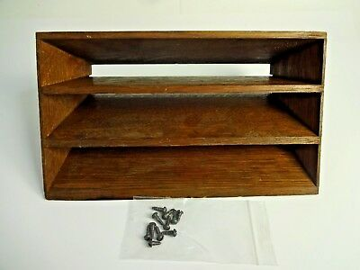 VTG - 1920 Victor Victrola VV-IV Phonograph - PART / PIECE - WOOD GRILL