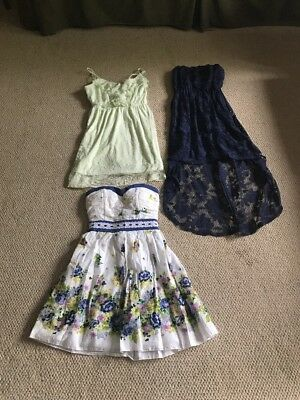 Lot of Three Dresses Womens size Small My Michelle