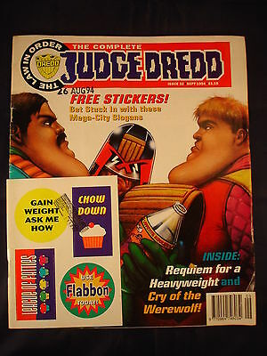 The Complete Judge Dredd -  Issue 32 - Sept 1994