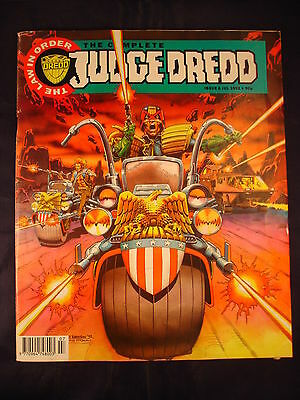 The Complete Judge Dredd - Issue 6 - July 1992