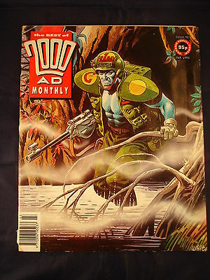 2000AD Monthly - Issue 90 - Mar 1993