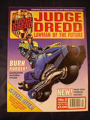 Judge Dredd - Lawman of the future - Sept 22, 1995