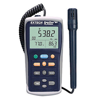Extech EA80, Indoor Air Quality/Datalogger