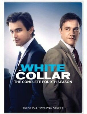 White Collar: Season 4 [New DVD] Boxed Set, Dolby, Subtitled, Widescreen, Ac-3