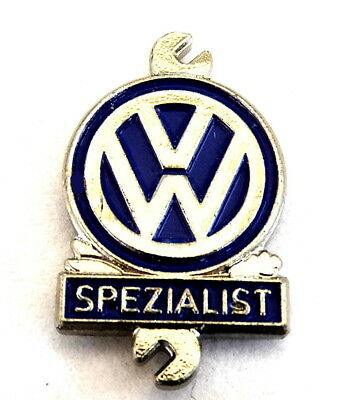 "AUTO Pin / Pins - VW / VOLKSWAGEN MECHANIKER ""SPEZIALIST"""
