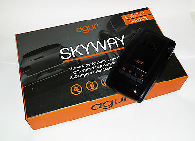 Aguri Skyway GTX50 GPS/Radar/Laser Speed Trap Detector Only £99.99 FREE DELIVERY