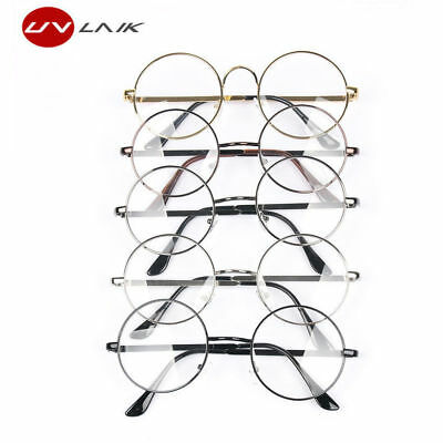 Harry Potter Glasses Ritro Round Frame With Clear Glass UVLAIK Brand