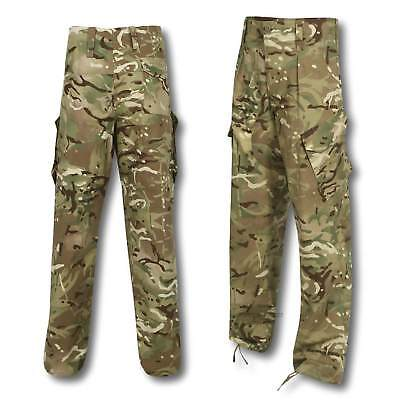 British Army Issue Surplus PCS MTP Military Temperate Combat Trousers - Grade 1