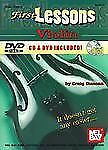 Mel Bay's First Lessons Ser.: First Lessons Violin by Craig Duncan (2005, Book,