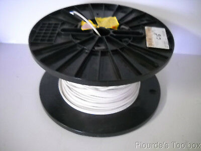 50' Belden 82241 8771000 23 AWG Flamarrest Natural RG59/U 75 Ohm Coaxial Cable