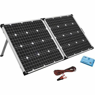 Ridge Ryder Solar Battery Charger Kit Gen II- 140 Watt