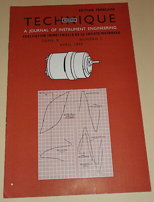 muirhead technique electronic tome 9  n°2 1955
