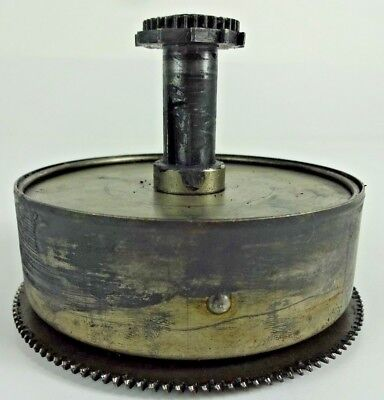 VTG - 1920 Victor Victrola VV-IV Phonograph - PART / PIECE - SINGLE BARREL MOTOR