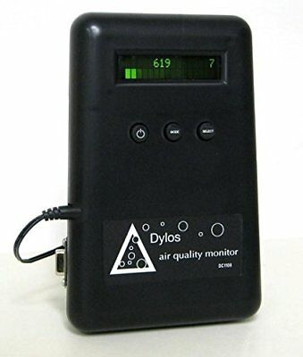 Dylos DC1100-PRO-PC Air Quality Monitor/Particle Counter