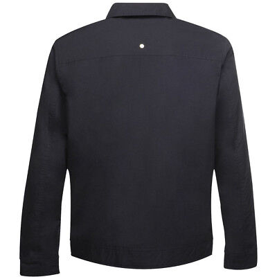 Regatta Mens Didsbury Lightweight Collared Cotton Casual Jacket Coat