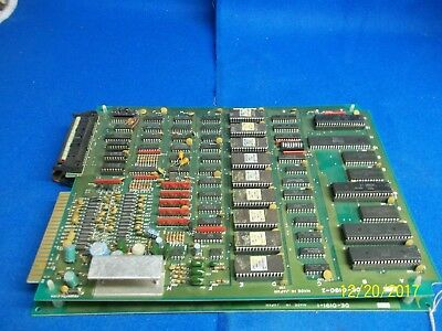 Data East Karate Champ Board Set Non Jamma Untested For Parts or Repair