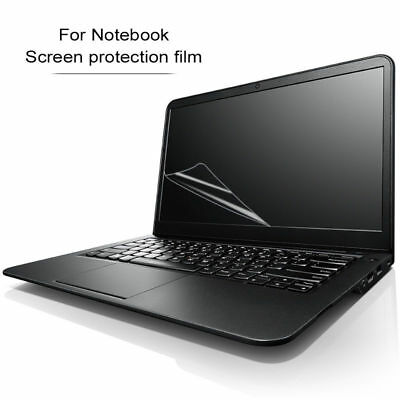 """HD Clear/Frosted 16:9 Laptop Screen Protector Film Cover 17"""" 15"""" 14"""" 13"""" 11"""""""