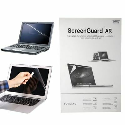 Crystal Clear LCD Screen Protector for Apple Macbook Pro Retina Air 11 12 13 15