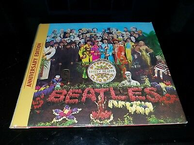 The Beatles - Sgt. Pepper's Lonely Hearts Club Band CD Anniversary Edition