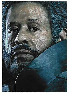2017 Topps  Star Wars Rogue one Series 2 Movie Posters #8 Saw Gerrera
