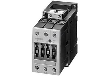 3RT1036-1AF00 Contactor3-pole 110VAC 50A NO x3 DIN on panel Size S2