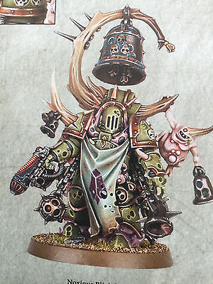 Warhammer 40k Dark imperium  death guard nurgle death noxious blightbringer