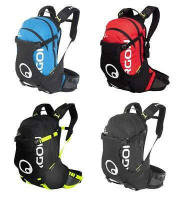 Ergon BA3 Evo Enduro Small MTB All-Mountain/Outdoor Rucksack 15+2 Liter