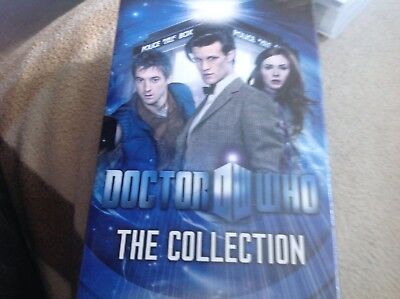 Doctor Who: The Collection // Set of three Books // bundle