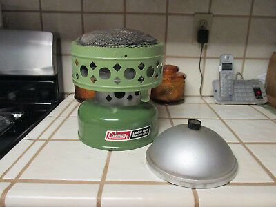 Vintage Coleman 1979 Catalytic Heater 512A708 Used once