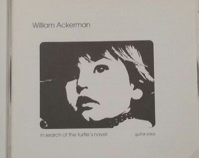 In Search of the Turtle's Navel by Will Ackerman (CD, Feb-1998, Windham Hill...