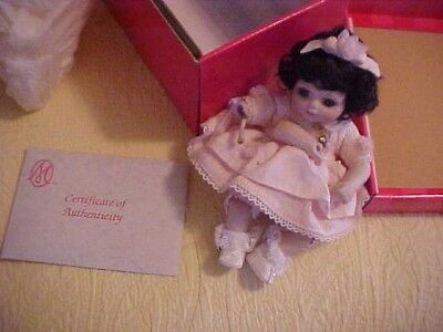 Marie Osmond Tiny Tot BABY MARIE PICTURE DAY Doll AS IS Original Box
