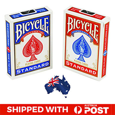 Bicycle US Standard Playing Cards Trusted Poker Card Made in USA High Quality