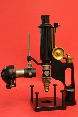 Bausch and Lomb B&L Surface Microscope BHM from 1917
