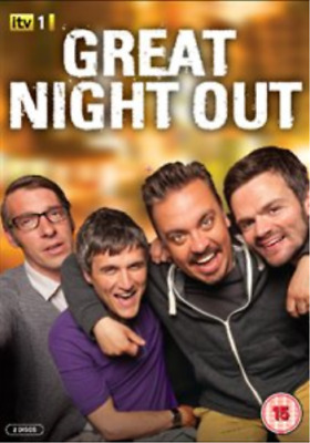 William Ash, Stephen Walters-Great Night Out  DVD NUEVO