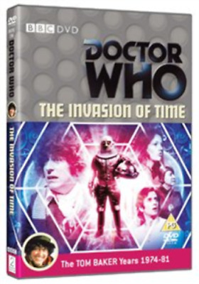 Tom Baker, Louise Jameson-Doctor Who: The Invasion of Time  DVD NUEVO