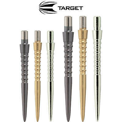 Target - Storm - Grooved - Replacement Dart Points - Spare Darts Accessories