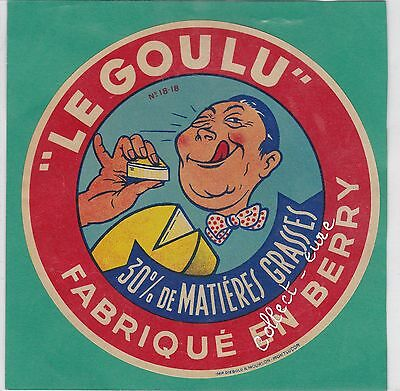 K394 Fromage Le Goulu Berry Cher