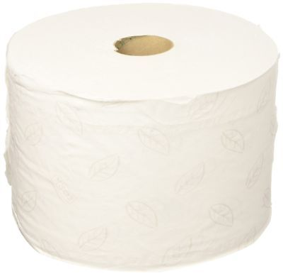 2-Ply White Pack of 12 TORK 4721930 SmartOne Mini Toilet Tissue 111.6 m