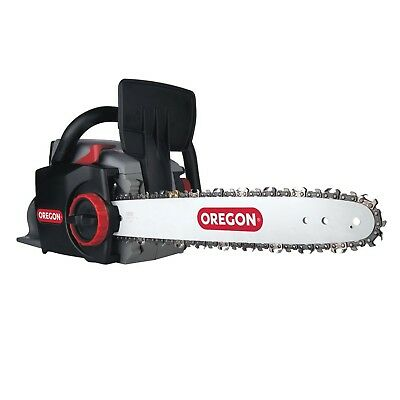 Oregon 573021 Self-Sharpening Chainsaw with 2.4 A Battery and Standard Charge...