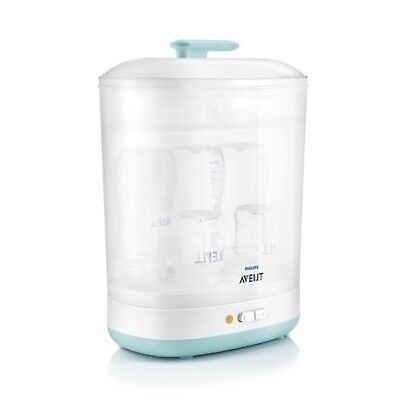 Philips AVENT 2-in-1 Electric Steam Steriliser SCF922/01