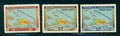 Dominican Republic MNH Scott #421//C63 450th Ann Santo Domingo $$