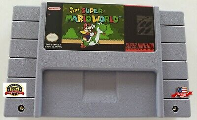 A Very Super Mario World - SNES Super Nintendo
