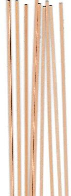 """Model Timber 12 Peics HO Scale 4""""x6""""  or N Scale 8""""x12"""" (Actual Size.048""""x.072"""")"""