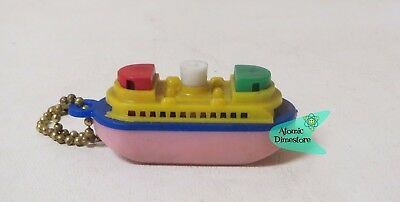 Vintage 1950s KEYCHAIN PUZZLE Mechanical Take-Apart FERRY LIONAL