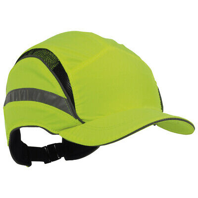 Scott Anstosskappe First Base 3 Classic-Hi-Vis Standard, gelb