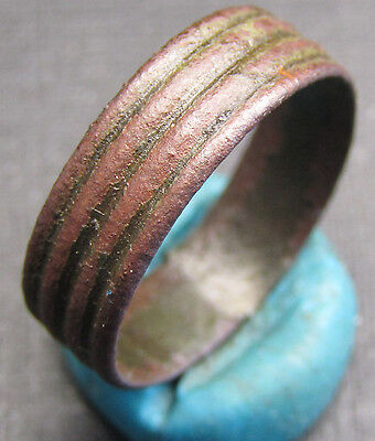 Ancient Bronze Ring (7.9).