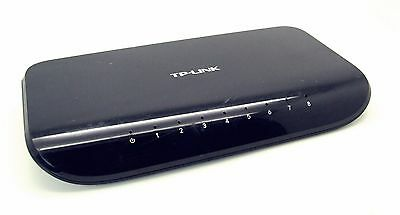 TP-LINK TL-SG1008D  8 Port Desktop Gigabit Switch  Ethernet