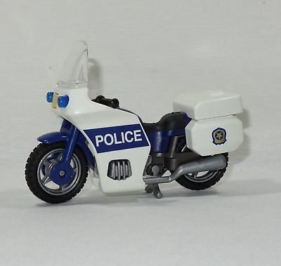 playmobil polizei motorrad polizeimotorrad set z. Black Bedroom Furniture Sets. Home Design Ideas